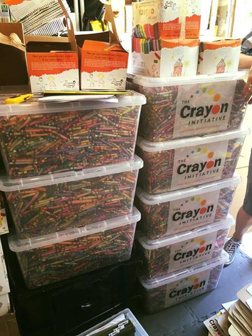 Crayon Initiative