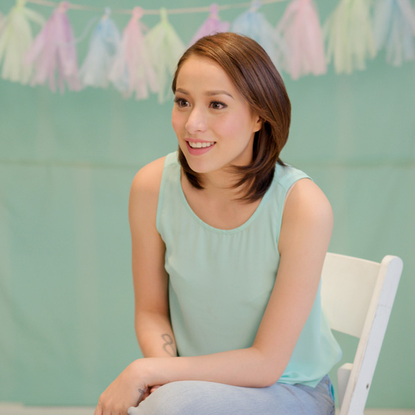 Behind the Scenes with Cristine Reyes and Daughter Amarah