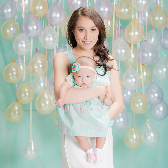 14 Times Cristine Reyes Was A Regular Mom Just Like Us