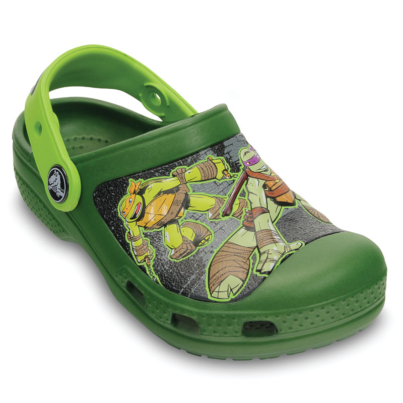 This Made our Day: Crocs Releases Teenage Mutant Ninja Turtles Line
