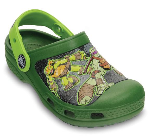 Crocs TMNT