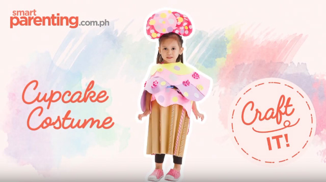 Craft It: D-I-Y Cupcake Costume