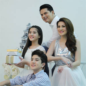 Behind the Scenes: Our December Shoot with Carmina, Zoren, Mavy and Cassy
