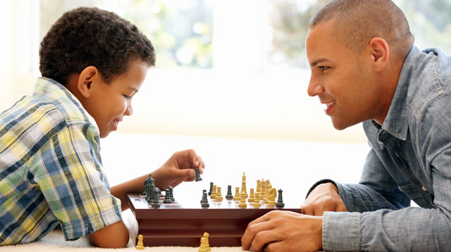 Want A Smarter Baby? Let Him Spend Time With Dad