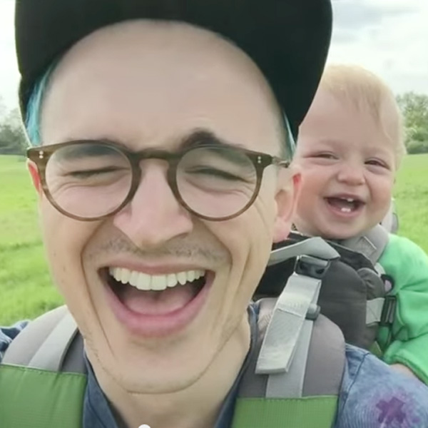 This Made our Day: Dandelion Makes Baby Laugh So Hard
