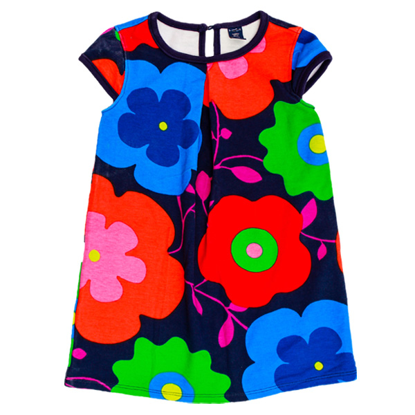 Daily Dose of Cute: Bright Floral Dress