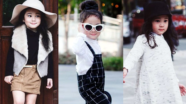 Let This 4-year-old Fashionista Inspire Your Everyday Style