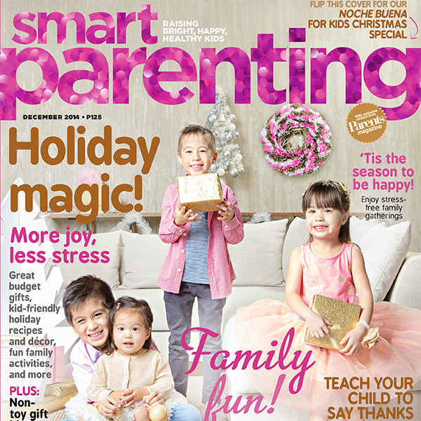 The Holidays are Magical with our December Issue!