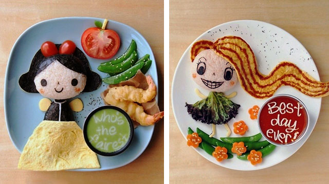 These Are The Most Stunningly Beautiful Food Art You'll Ever See
