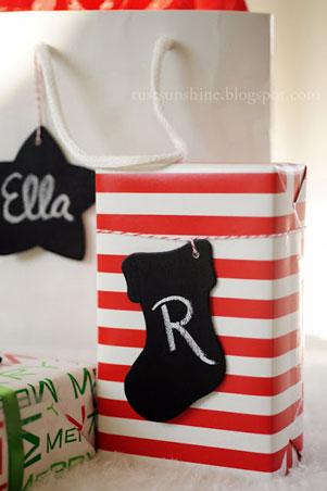 DIY Gift tags 2