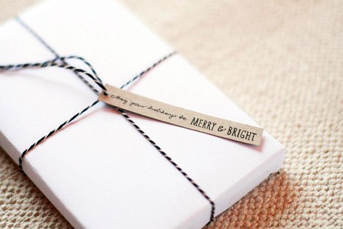 DIY Gift tags 4