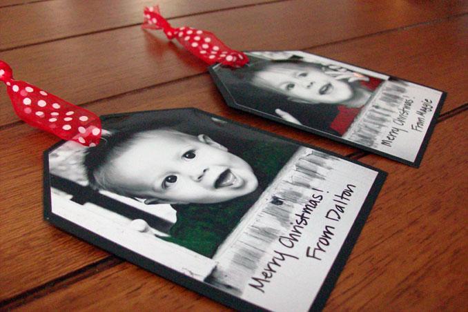 DIY Gift tags 5
