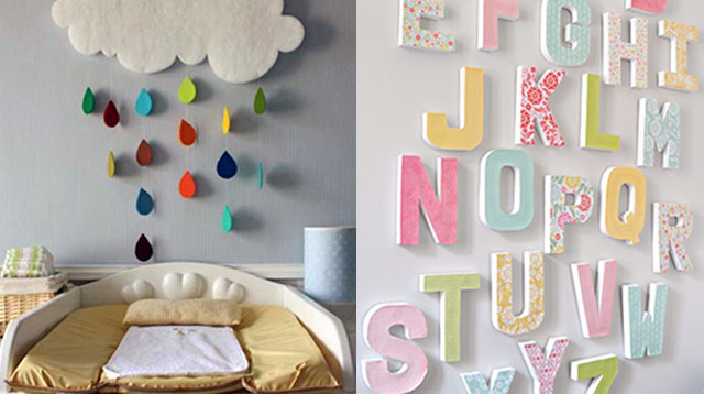 5 DIY Decor Ideas For Your Kids' Room