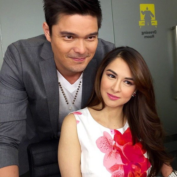 Dingdong and Marian