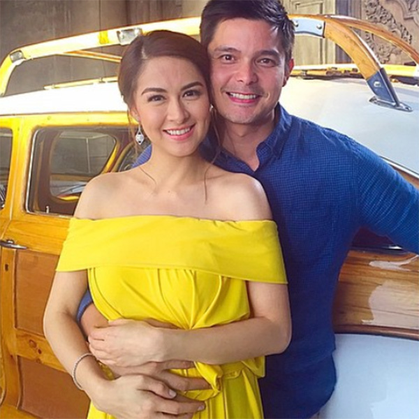 Breaking News: Marian, Dingdong Confirm Pregnancy