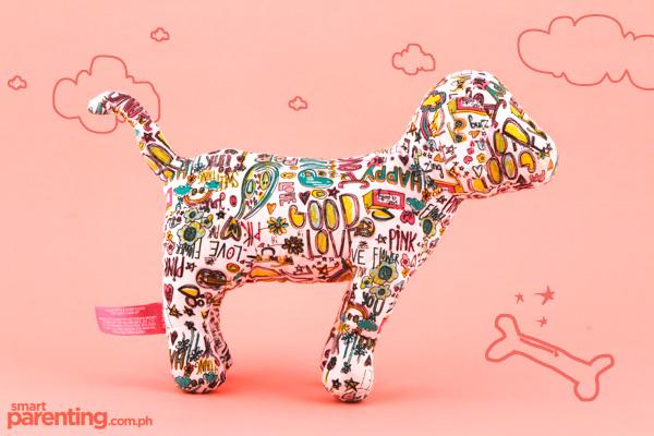 doodle dog plushie
