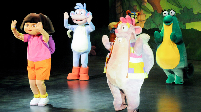Win Tickets To Nickelodeon's Dora the Explorer Live! in Manila