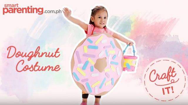 Craft It: D-I-Y Doughnut Costume