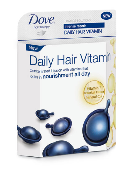 Dove Hair Vitamins