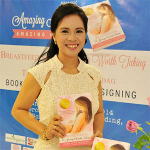 Families and Advocates Flock to Breastfeeding Book Launch