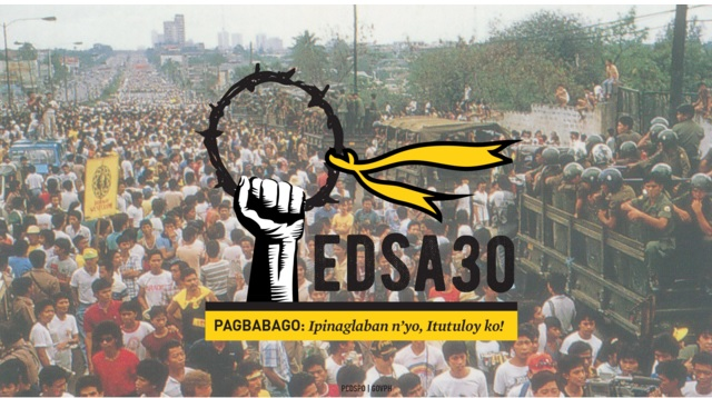 The Lessons I'd Want My Kids To Learn From EDSA