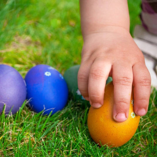 Where to Go Easter Egg-Hunting in 2014
