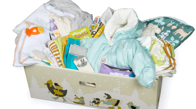 Finland Baby Box
