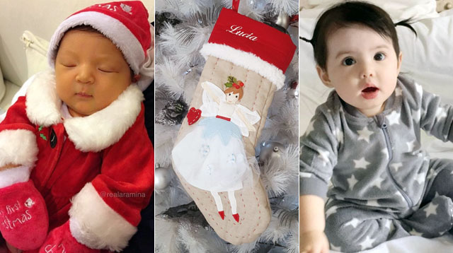10 Ways To Mark Your Baby's First Christmas