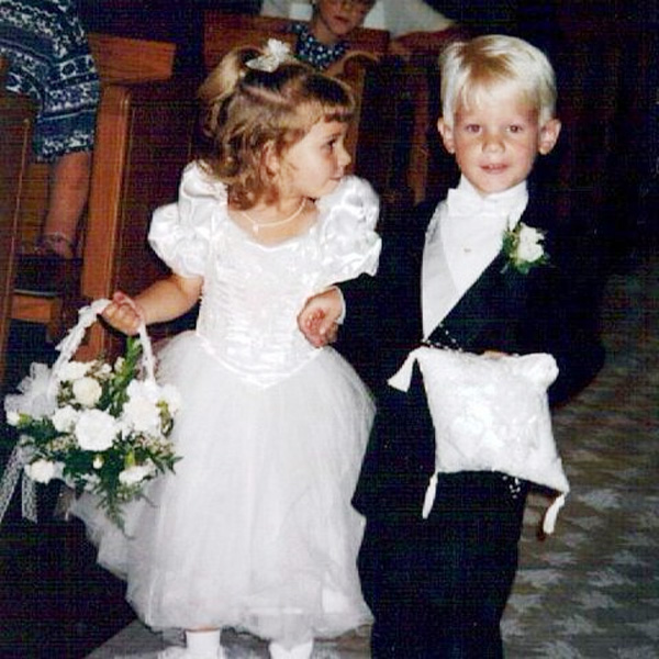 Top of the Morning: Flower Girl, Ring Bearer Wed 20 Years Later
