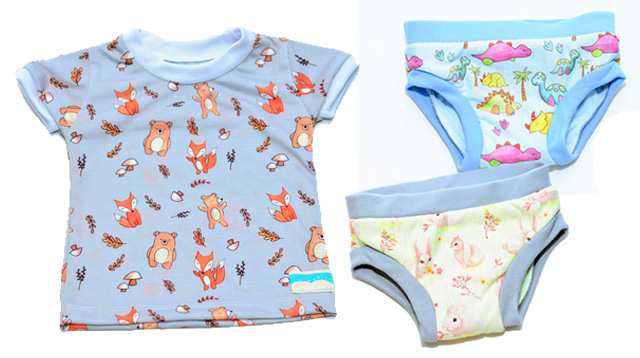 LOOK: Fluffy Pwets Unveils Cute Designs with Cloth Diaper Collaborations