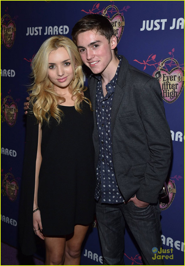 Peyton and Spencer List