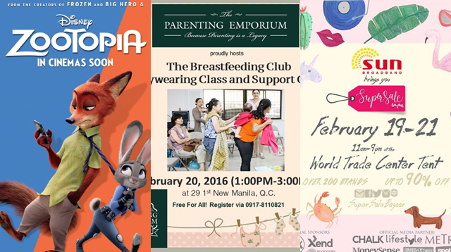 Family Weekender Guide: Things to Do on February 19 to 21
