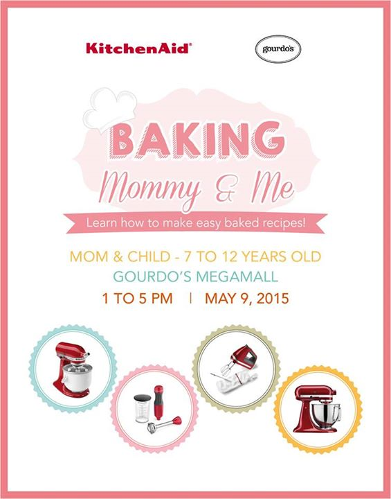 Baking: Mommy & Me poster