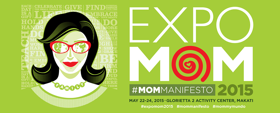 Expo Mom 2015 poster