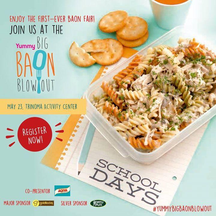 Yummy's Big Baon Blowout poster