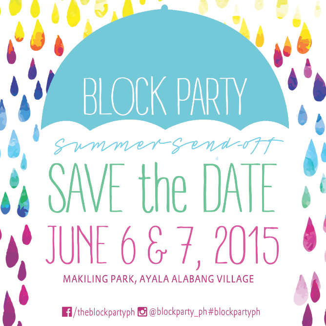 The Block Party: Summer Send-Off poster