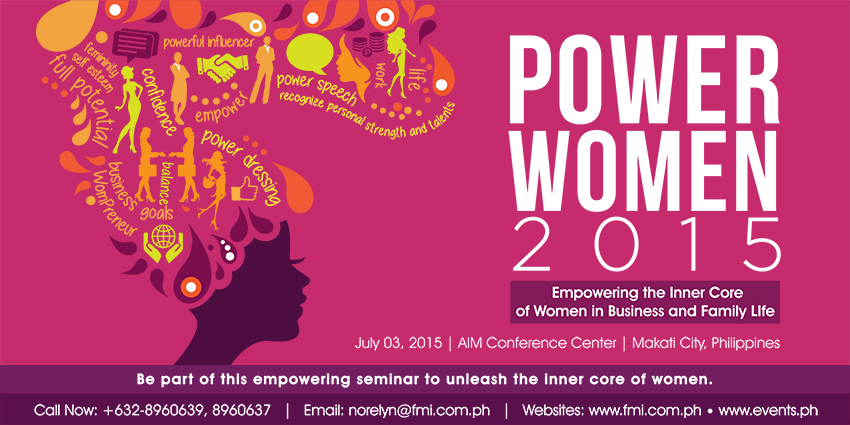Power Women 2015