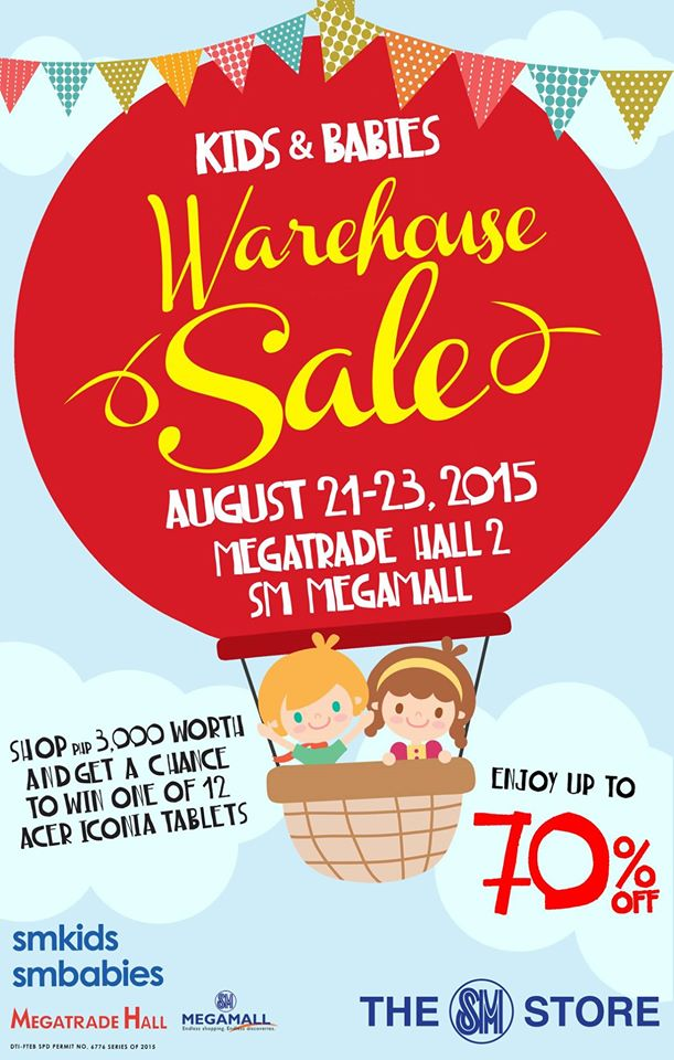 Kids & Babies Warehouse Sale