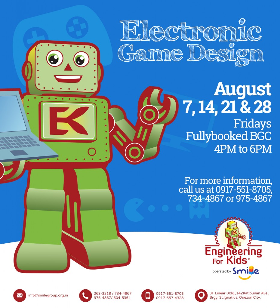 Electronic Game Design Workshop