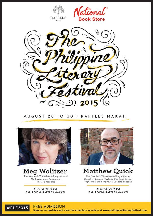 The Philippine Literary Festival 2015