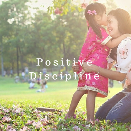 Positive Discipline by The Learning Basket