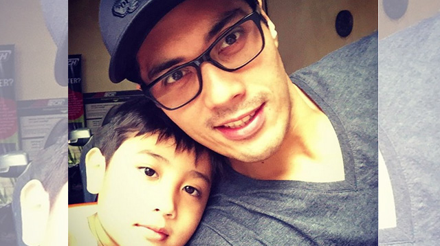 15 Things that Prove Actor Gian Magdangal is Just Like Any Dad