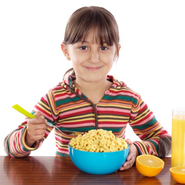 4 Tips to Raising Good Eaters