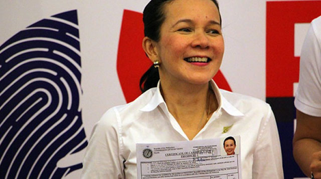 This is Grace Poe's To-Do List for the Filipino Family