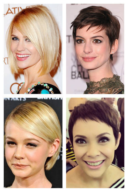 Which Celebrity Short Hair Will Look Good On You Sp