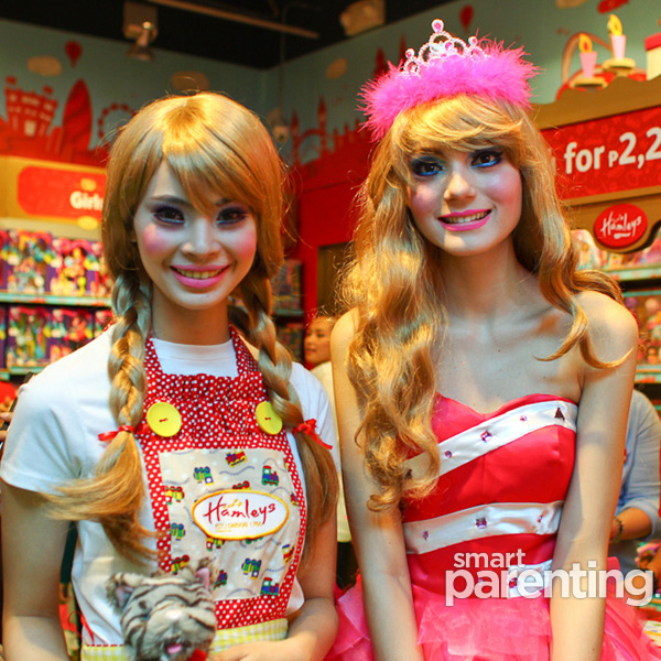 Hamleys Toy Store Opens in Manila