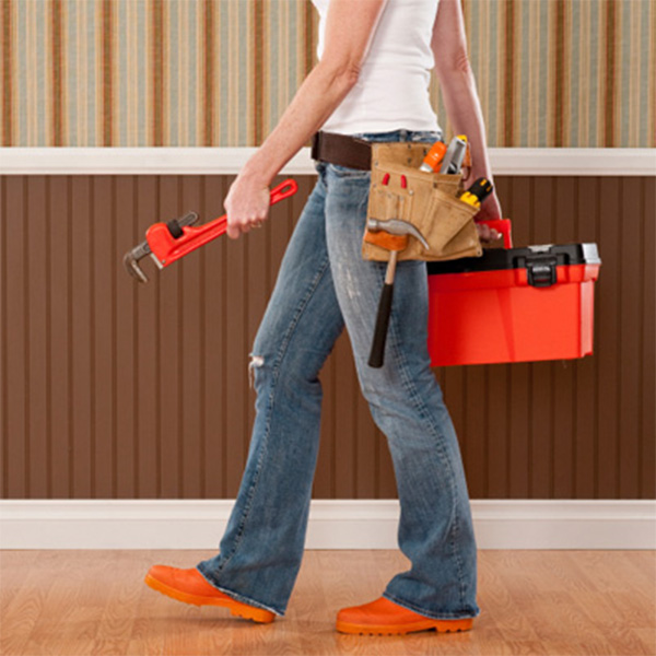Single Mom Survival Guide: How To Be 'Handymom'