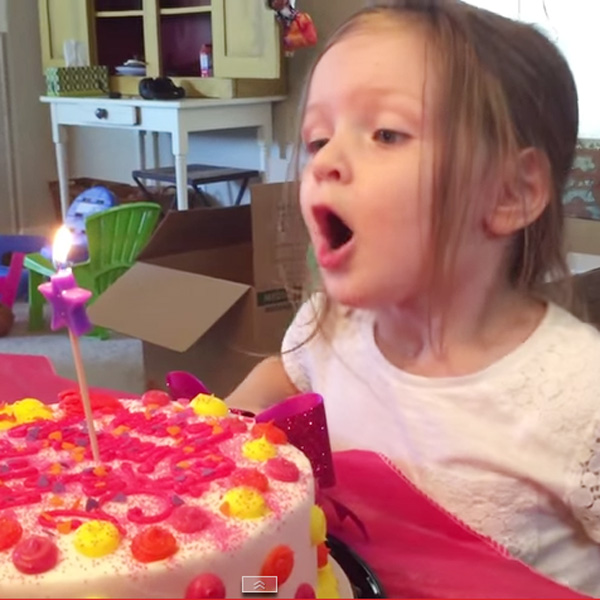 This Made our Day: Don't Sing the Happy Birthday Song!