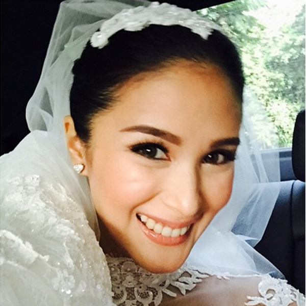 Top of the Morning: Heart Cries over Dad's Message on her Wedding to Senator Chiz