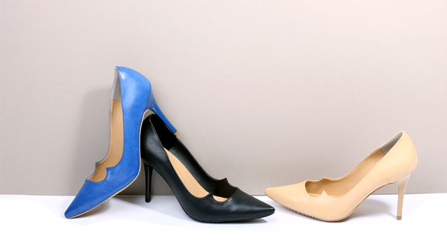 Heatwave: Comfort and Style in a Pair of (High-Heeled) Shoes